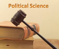 Political Science personal check examples
